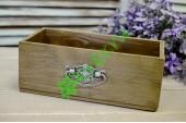 Ящик для цветов с ручкой Vintage миланский орех, шт