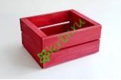 Ящик для цветов и подарков Dallas, сангрия