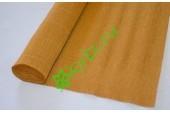 Гофрированная бумага 567, светло-коричневый