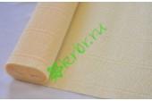 Гофрированная бумага 577, персиковый