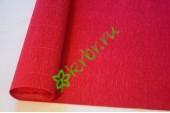 Гофрированная бумага 586, рубин