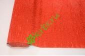 Гофрированная бумага металл 803, красный