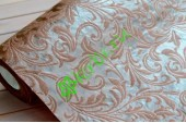 Фетр ламинированный 3D Марсель шоколад, м