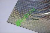 Бумага голография, серебро