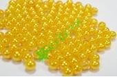 Бусины золото 8 мм