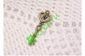 Ключик с сердцем