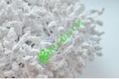 Тычинки двусторонние пена, белые