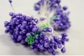 Тычинки двусторонние 3 мм, фиолетовый