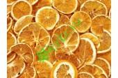 Дольки апельсина сушеные, 10 шт.