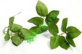 ОПТ-Листья розы 3х5 см, 100 шт