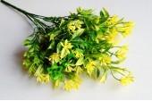 Ветка зелени Spring, лимонная