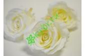 Бутон розы Нефертити малый белый, шт