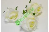 Бутон розы Рандеву белый, шт