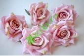 Бутон розы Да Винчи розовый, шт.