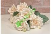 Букет роз Флоренция белый, шт