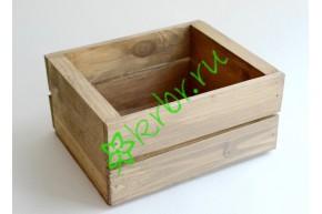 Ящик для цветов и подарков Dallas, королевский дуб