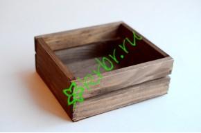 Ящик реечный мини орех, шт