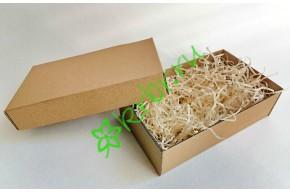Подарочная коробка кр/дно 10х17х5 см, шт