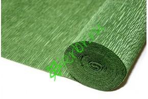 Гофрированная бумага 591, травяная