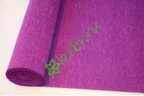 Гофрированная бумага 593, фиолетовый
