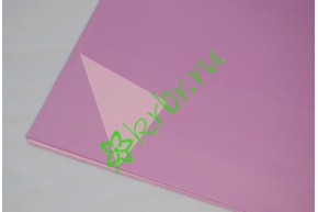 Пленка матовая розовый/темно-розовый