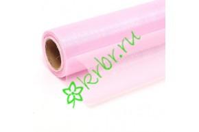 Органза светло-розовая, м