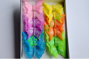 Бабочки декоративные, шт