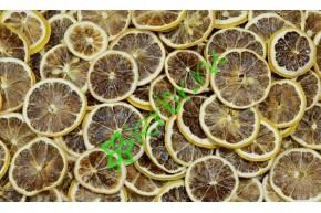 Дольки лимона сушеные, 10 шт.