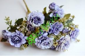 Букет английской розы сиреневый, шт