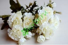 Букет английской розы белый, шт
