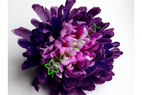 Бутон пиона Гламур пурпурный, шт