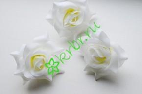 Бутон розы Валерия белый, шт