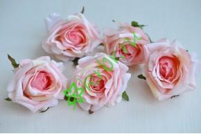 Бутон Розы Шанти нежно-розовый, шт.