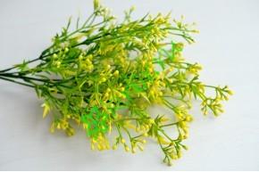 Ветка зелени Синтия лимонная, шт