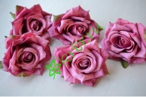 Бутон розы Да Винчи джеральдин, шт.