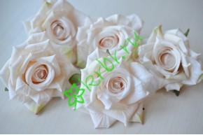 Бутон розы Да Винчи кремовый, шт.