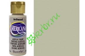 Акриловая краска Премиум Americana, Мышиный серый (DA171)