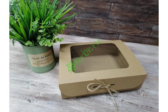 Подарочные коробки с окном