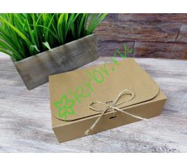 Подарочная коробка Крафт 22х14х5,5 см, шт