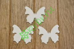 Чипборд бабочка Каприз, шт.