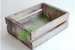 Деревянный ящик для подарков Техас, миланский орех