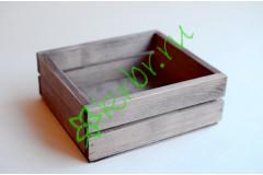 Ящик реечный мини полисандр, шт