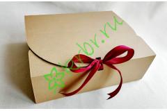 Подарочная коробка фигурная большая 31х25х10 см, шт