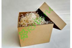 Подарочная коробка кр/дно 18х18х15 см, шт