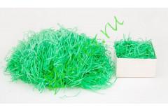 Бумажный наполнитель тишью Зеленый
