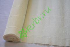Гофрированная бумага 603, слоновая кость