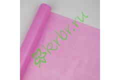 Фетр флористический ярко-розовый, м
