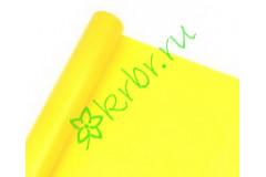 Фетр флористический лимонный, м