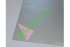 Пленка матовая розовый/серебро