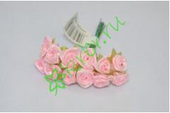 Свадебный цветок розовый